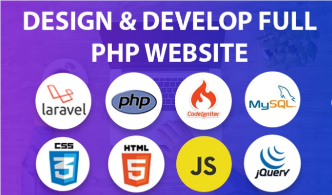 I Will Develop Full PHP Website