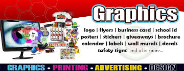 Graphics Shop Logo Designing services