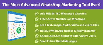 Advanced Whatsapp Marketing