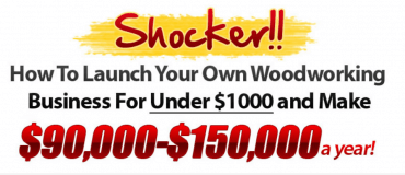 Woodprofits – $80 Per Sale – New Copy Doubles Conversions!
