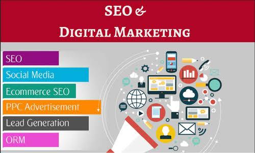 SEO digital marketing