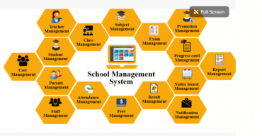 School Management Software and Web Design