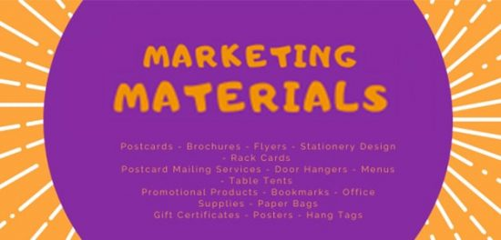 Marketing Material